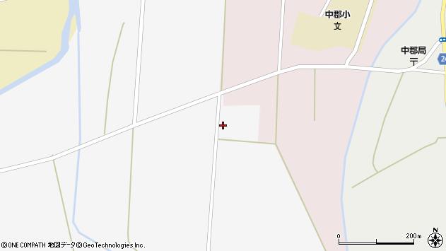 山形県東置賜郡川西町時田1898周辺の地図