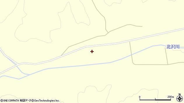 山形県東置賜郡川西町朴沢1755周辺の地図