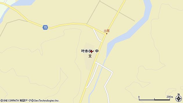 山形県西置賜郡小国町叶水301周辺の地図