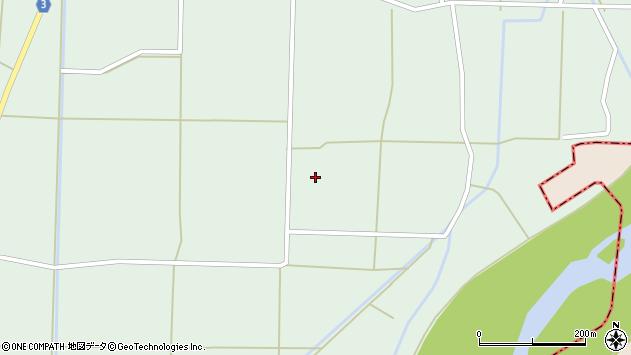 山形県東置賜郡川西町尾長島3046周辺の地図