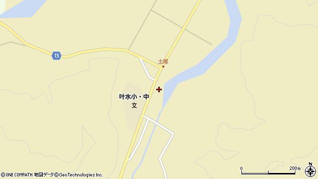 山形県西置賜郡小国町叶水351周辺の地図