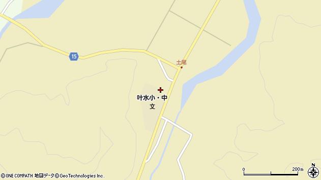 山形県西置賜郡小国町叶水328周辺の地図