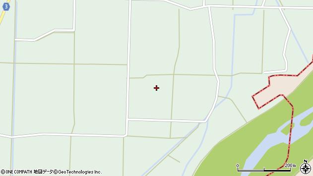 山形県東置賜郡川西町尾長島3095周辺の地図