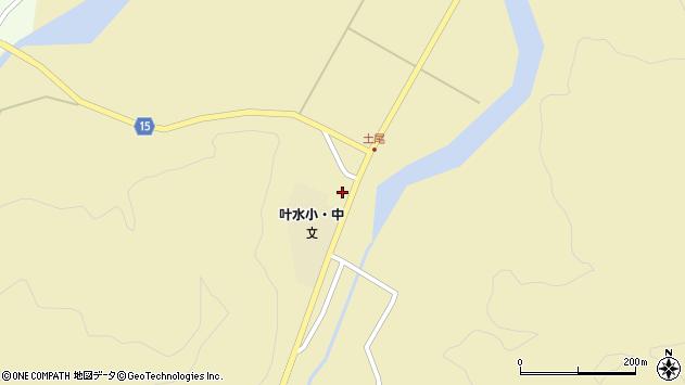 山形県西置賜郡小国町叶水327周辺の地図