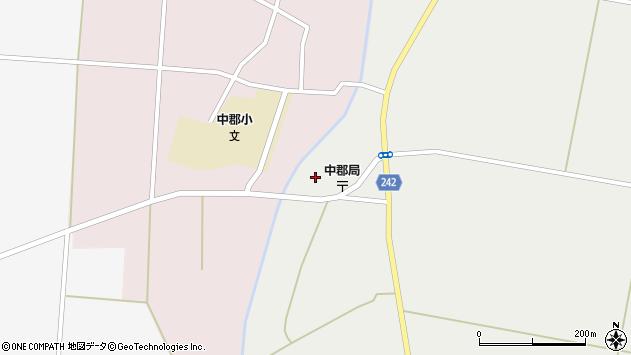 山形県東置賜郡川西町堀金2531周辺の地図