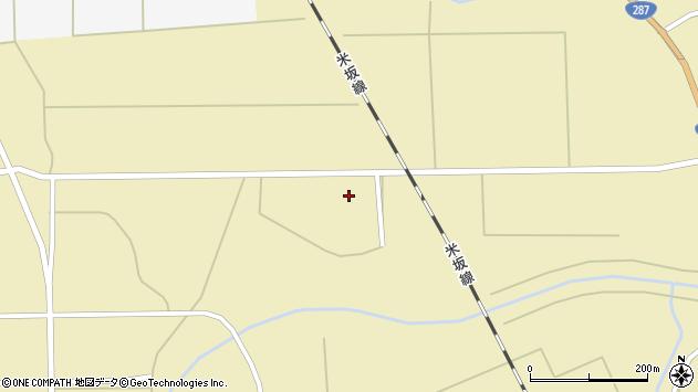 山形県東置賜郡川西町下奥田708周辺の地図