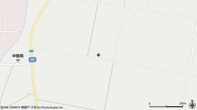 山形県東置賜郡川西町堀金1614周辺の地図