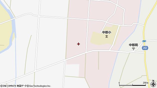 山形県東置賜郡川西町莅97周辺の地図