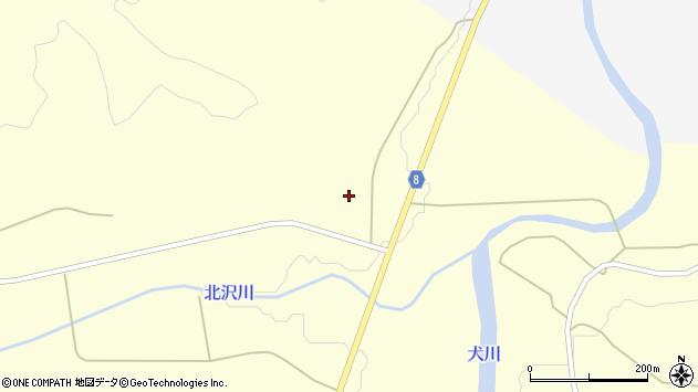 山形県東置賜郡川西町朴沢1536周辺の地図