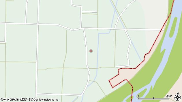 山形県東置賜郡川西町尾長島3331周辺の地図