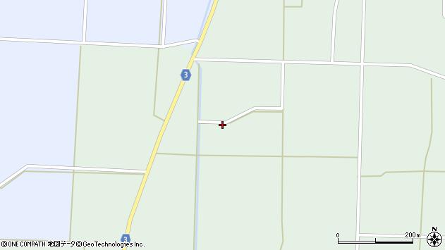 山形県東置賜郡川西町尾長島3432周辺の地図