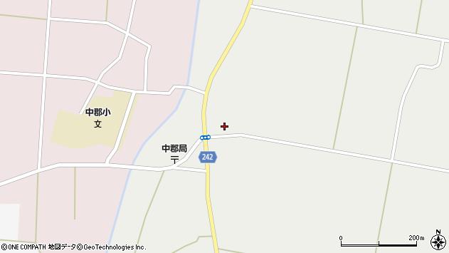 山形県東置賜郡川西町堀金1487周辺の地図