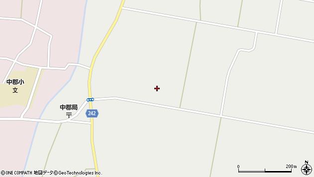 山形県東置賜郡川西町堀金2399周辺の地図