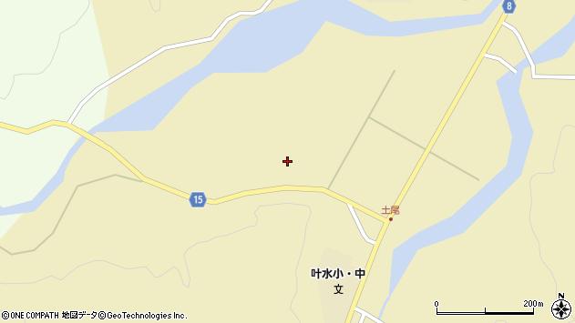 山形県西置賜郡小国町叶水660周辺の地図