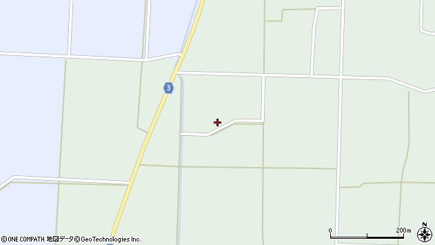 山形県東置賜郡川西町尾長島3534周辺の地図
