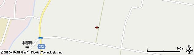 山形県東置賜郡川西町堀金1598周辺の地図