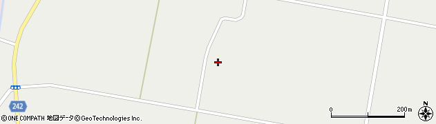山形県東置賜郡川西町堀金1696周辺の地図