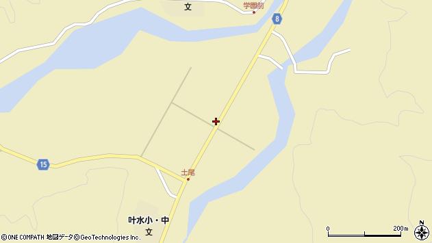 山形県西置賜郡小国町叶水1441周辺の地図