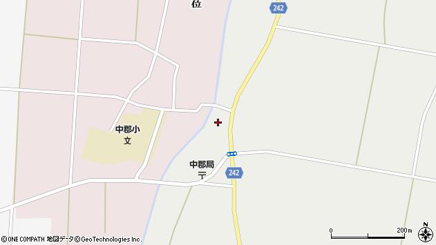 山形県東置賜郡川西町堀金2437周辺の地図