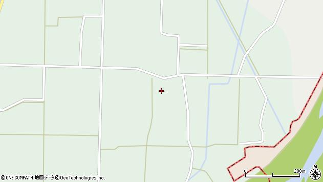 山形県東置賜郡川西町尾長島3370周辺の地図
