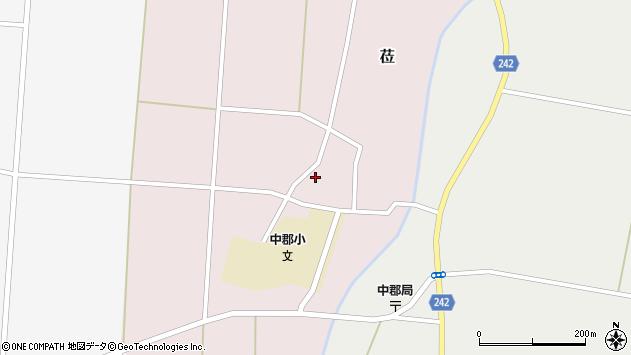 山形県東置賜郡川西町莅323周辺の地図