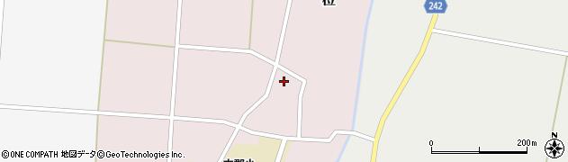山形県東置賜郡川西町莅331周辺の地図