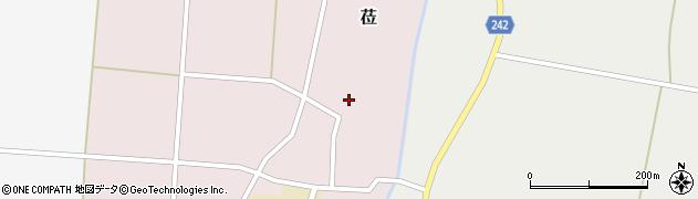 山形県東置賜郡川西町莅228周辺の地図