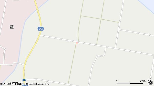 山形県東置賜郡川西町堀金1619周辺の地図