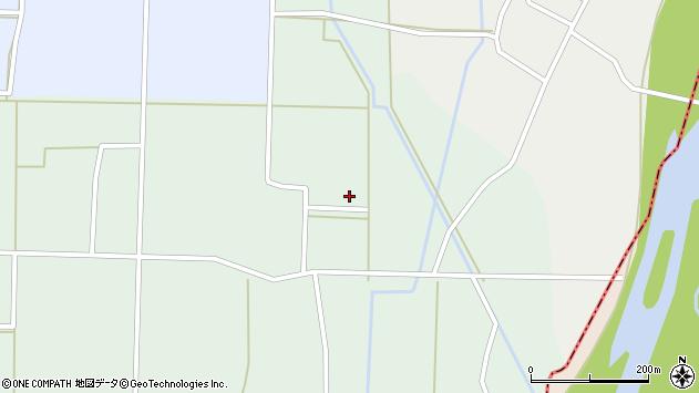 山形県東置賜郡川西町尾長島3812周辺の地図