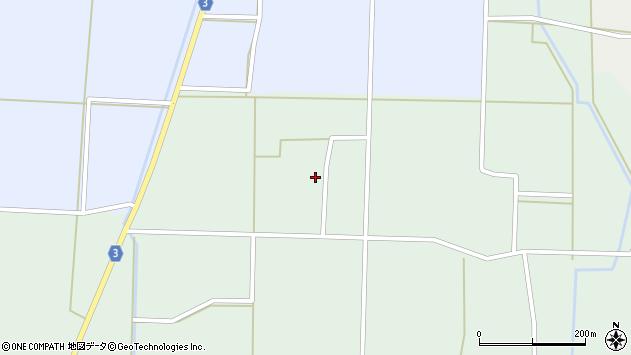 山形県東置賜郡川西町尾長島3599周辺の地図
