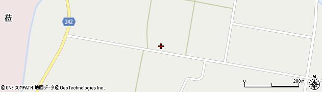 山形県東置賜郡川西町堀金1934周辺の地図