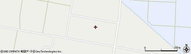 山形県東置賜郡川西町堀金2542周辺の地図