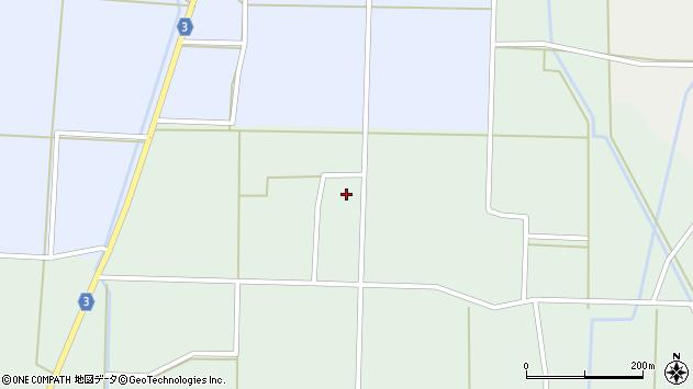 山形県東置賜郡川西町尾長島3635周辺の地図
