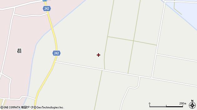 山形県東置賜郡川西町堀金2492周辺の地図