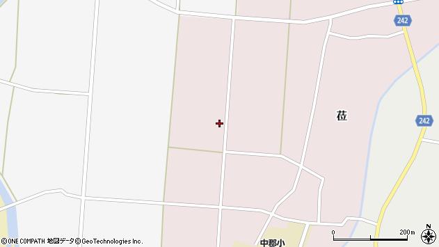 山形県東置賜郡川西町莅146周辺の地図