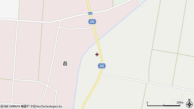 山形県東置賜郡川西町堀金2005周辺の地図