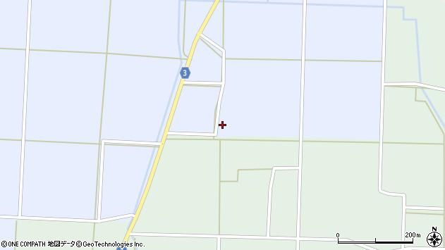 山形県東置賜郡川西町吉田2周辺の地図