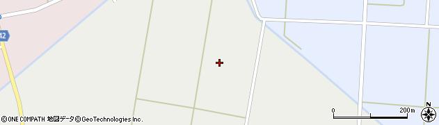 山形県東置賜郡川西町堀金2576周辺の地図