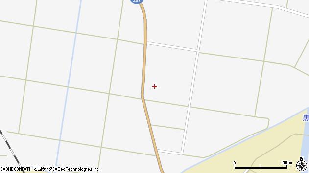 山形県東置賜郡川西町上小松957周辺の地図