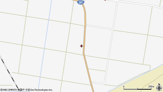 山形県東置賜郡川西町上小松1964周辺の地図