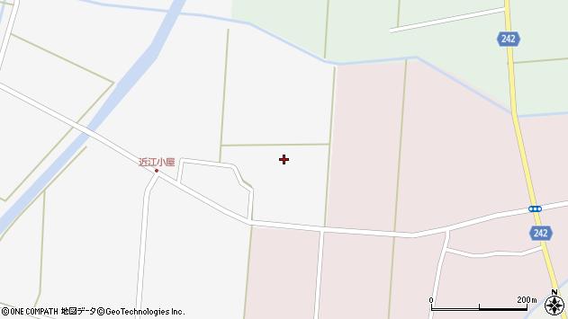 山形県東置賜郡川西町時田2218周辺の地図