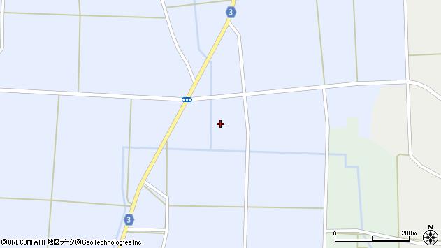 山形県東置賜郡川西町吉田858周辺の地図