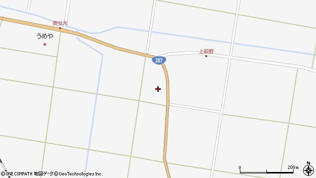 山形県東置賜郡川西町上小松1904周辺の地図