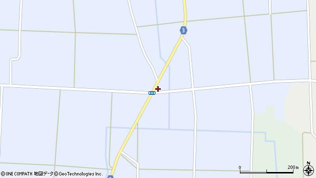 山形県東置賜郡川西町吉田4934周辺の地図