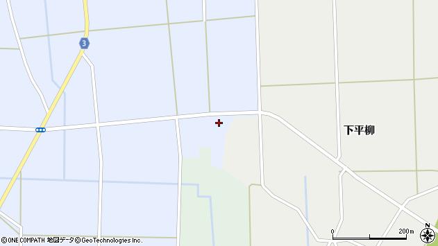 山形県東置賜郡川西町洲島8周辺の地図