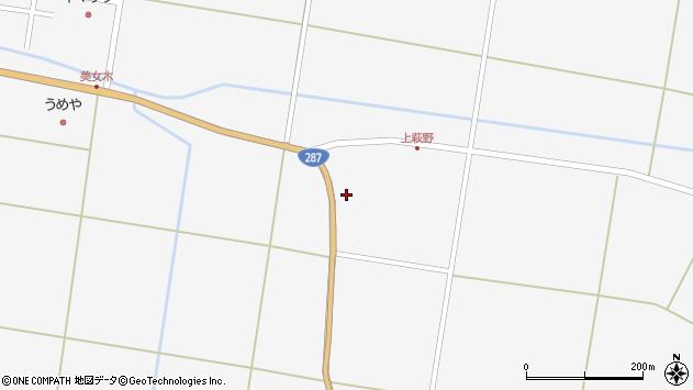 山形県東置賜郡川西町上小松1048周辺の地図