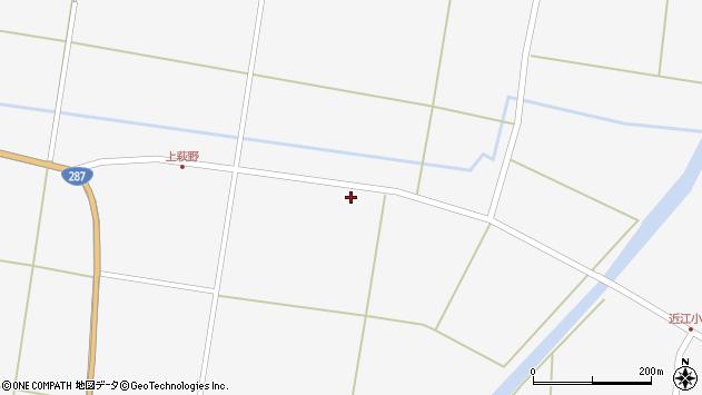 山形県東置賜郡川西町上小松849周辺の地図