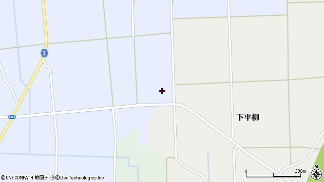 山形県東置賜郡川西町洲島17周辺の地図