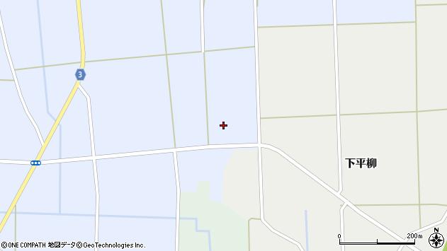 山形県東置賜郡川西町洲島土祖神周辺の地図
