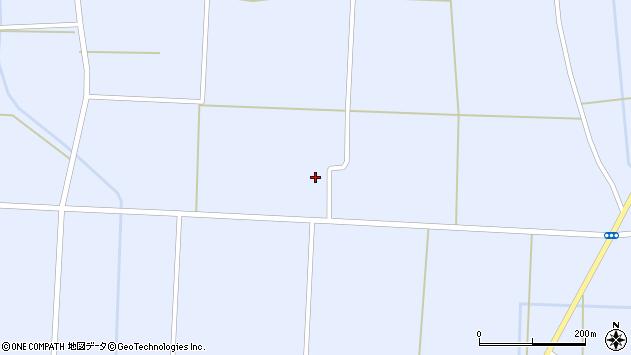 山形県東置賜郡川西町吉田1017周辺の地図